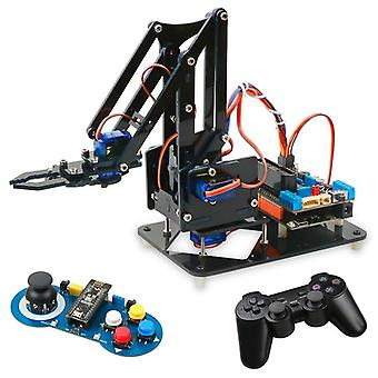 4dof Roboter Arm Kit - pädagogische Robotik Kralle Set