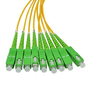 عالية الجودة الفاصل، Lc سبليتر مربع بي إل سي ABS موصل الاتصالات البصرية
