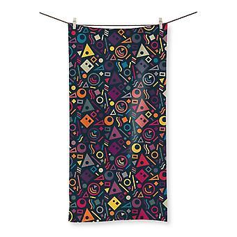 Pattern 18 beach towel