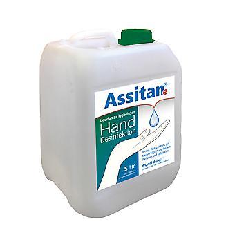 FRUNOL DELICIA® Assitan® HandDesinfectie, 10 liter