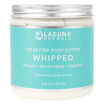 Whipped Organic Body Butter