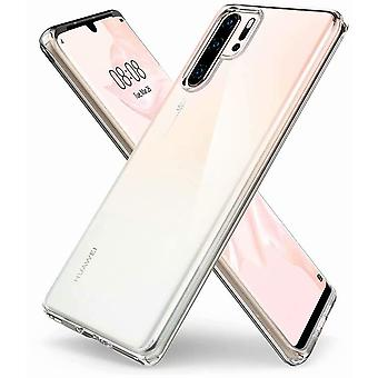 Dygg competible with case for huawei p30 pro case, dygg case soft tpu silicon transparent shockproof