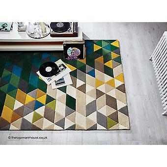 Prisma vihreä matto