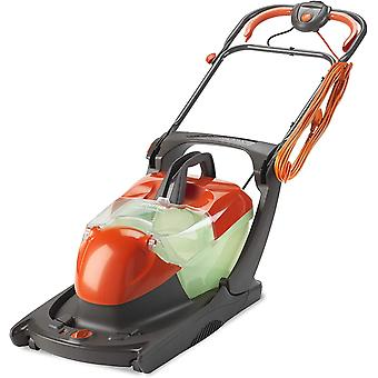 Flymo Glider Compact 330AX Electric Hover Collect Lawn Mower - 1700W, 33cm Cutting Width, 22L