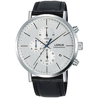 Mens שעונים Lorus RM327FX9, קוורץ, 43mm, 5ATM