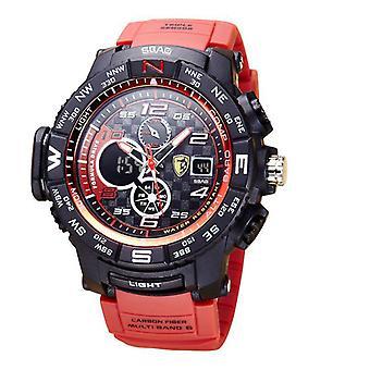 SBAO S8006 lichtgevende display mode sport stijl 12/24 uur waterdichte mannen dual