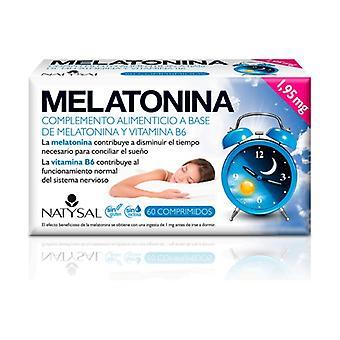 Melatonin 60 tablets of 1.95mg