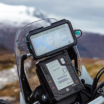 Huawei vedenpitävä kova kotelo seikkailu moottoripyörä crossbar asennussarja