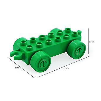 Noi blocuri mari de constructii Mari Dimensiuni Cărămizi Cartoon Car Avion Tren Model