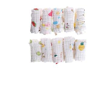Densely Woven Muslin Cotton Adult Kids Towels