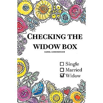 Checking the Widow Box by Carol Longenecker - 9781640034655 Book