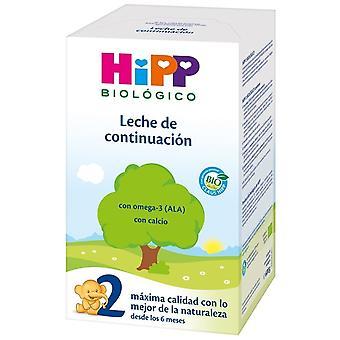Hipp Biological Milk 2 Continuation 600 gr