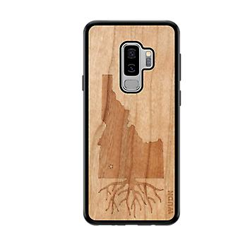 Slim Wooden Phone Case (idaho Roots In American Cherry)