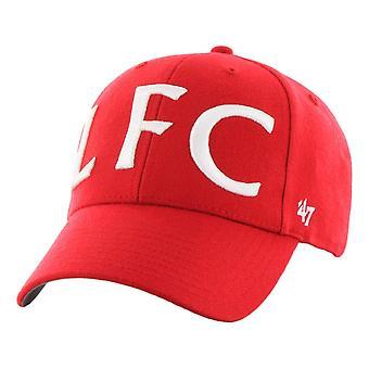 47 EPL Liverpool FC Script MVP Cap - Red