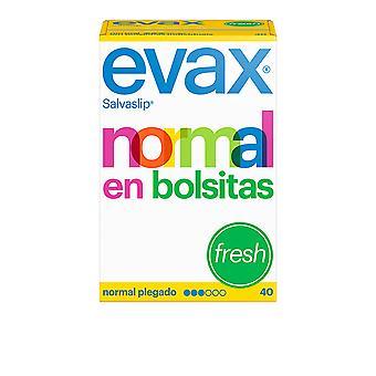 Evax Salva-slip Normal Fresh En Bolsitas 40 Uds Voor Dames