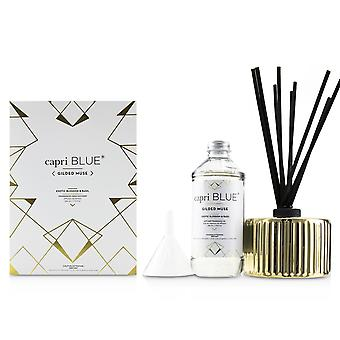 Gilded muse reed diffuser exotic blossom & basil 234433 230ml/7.75oz