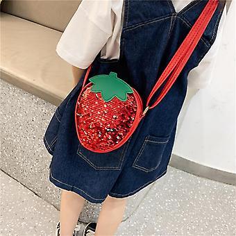 Girls Bling Sequined Handbag