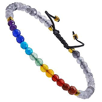 KYEYGWO - Crystal pearl bracelet for men and women, adjustable, with woven stone, lucky charm, amulet for the Ref. 0715444105029