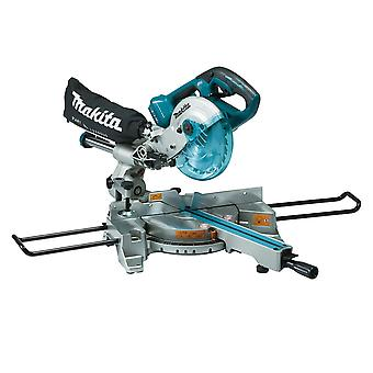 Makita DLS714NZ Twin 18v Cordless Brushless Slide Compound 190mm Mitre Saw Body Only