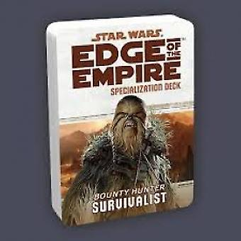 Star Wars Edge of the Empire Specialization Deck Survivalist