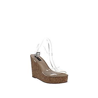 Aqua | Söta wedge häl sandaler