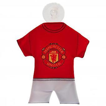 Manchester United FC Mini Kit suspensión coche