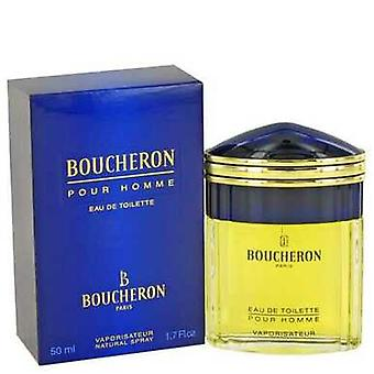 Boucheron By Boucheron Eau De Toilette Spray 1.7 Oz (men)