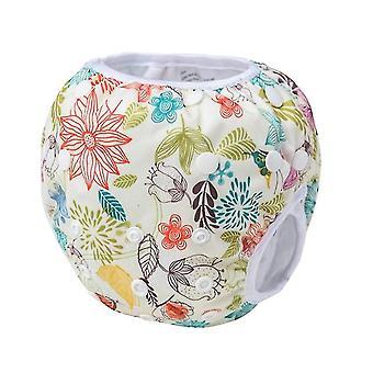Swim Diaper Leakproof Reusable Adjustable For Infant