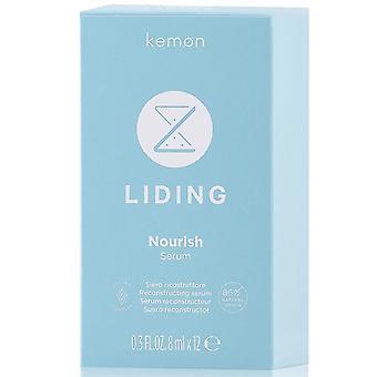 Kemon Locking Nourish Rekonstruera serum (12 X 8ml)