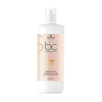 Bc q10+ time restore shampoo 1000 ml of gel