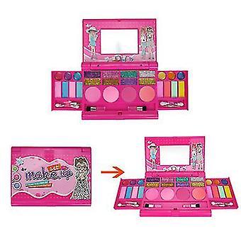 Children's cosmetics makeup nail polish set little girl simulation makeup toys birthday gifts play