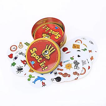 Asmodee Dobble Card Game Spot It Board Game For 2 Or More Players Aged 6 Years Or Over