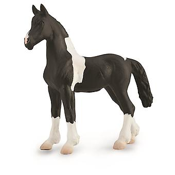 CollectA Barock Pinto Foal Collectable Horse Animal Figurine Roleplay Toy Figure