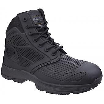 Dr Martens Haste Mens Tpu Service Boots Black
