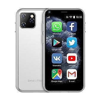 2022 Super mini pieni tasku xs11 pieni tasku 1gb ram 8gb rom 2,5 tuuman mt6580a quad core android 6.0 1000mah 2.0mp matkapuhelin