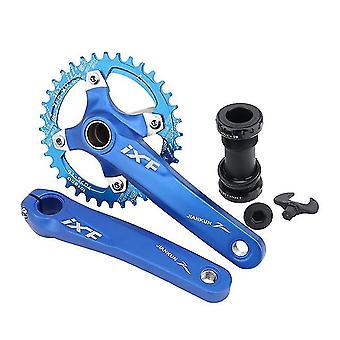 Lichtgewicht vouwfiets crankset 104bcd kettingblad fiets 170mm onderdelen