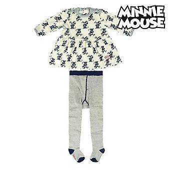 Set of clothes Minnie Mouse Ocre