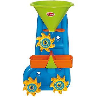 559-40 Badewannen-Wassermühle Shrink, Wasserspielzeug