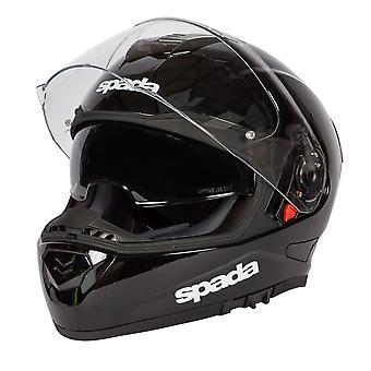 Spada RP-One Full Face Casco de motocicleta Matt Black