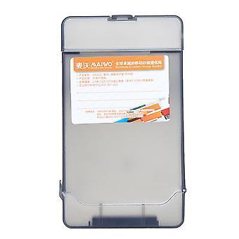 K104 2,5 hüvelykes USB 3.0 merevlemez ház HDD SSD tok 2,5 hüvelykes merevlemezhez