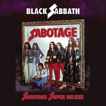 Black Sabbath - Sabotage Super Deluxe Vinyl