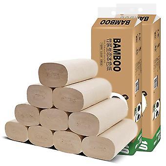 Бамбук 4 слоя туалетной бумаги
