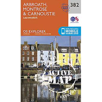 Arbroath Montrose and Carnoustie