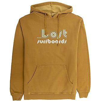 Hunky dory hoodie vintage gold