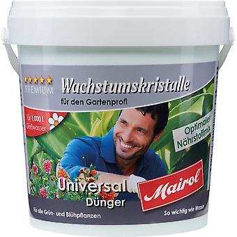 MAIROL Universal Fertilizer Crystal, 1 kg, Growth Crystals