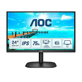 "Monitor AOC 24B2XDA 23,8"" FHD IPS WLED 75 HZ"