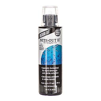 Microbe-Lift Nite Out II for Aquariums - 8 oz