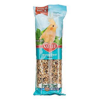 Kaytee Forti-Diet Pro Health Honey Treat - Cockatiel - 8 oz