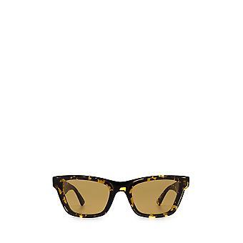 Bottega Veneta BV1119S havana unisex sunglasses