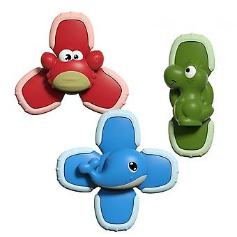 Rotating Kids Toys, Rotating Animal Toys With Suction Cup